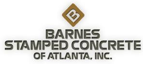 Barnes Stamped Concrete